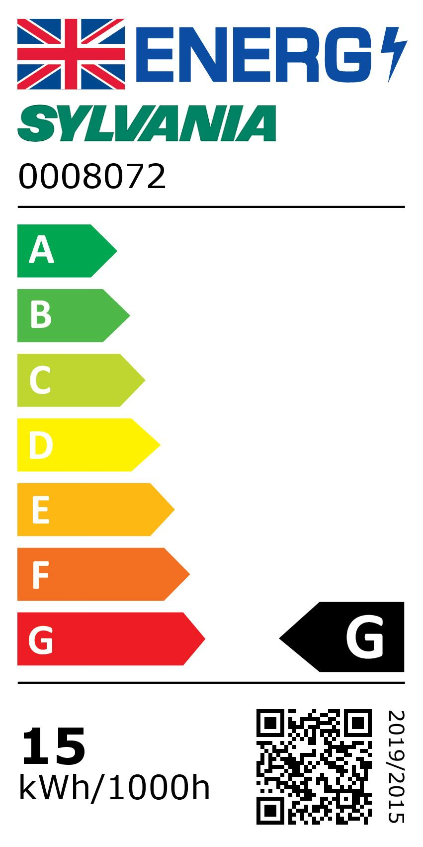 Energy Label for 0008072